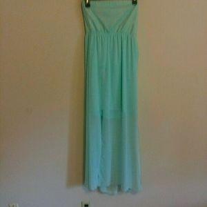Rue21 Sheer Lace Dress